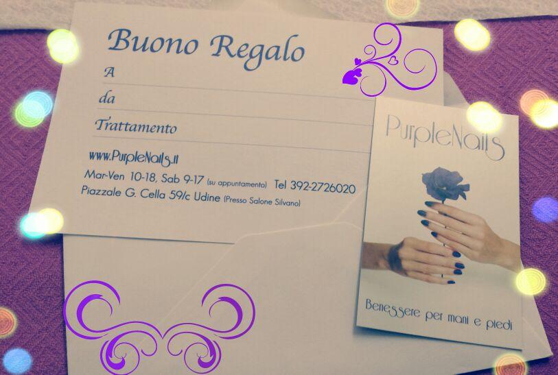 Tanti servizi a prezzi competitivi da purplenails for Buono per servizi turistici